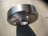 Axle ring gear