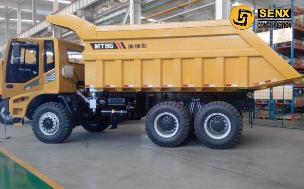 MT86 Mining dumper,60t mining dump truck
