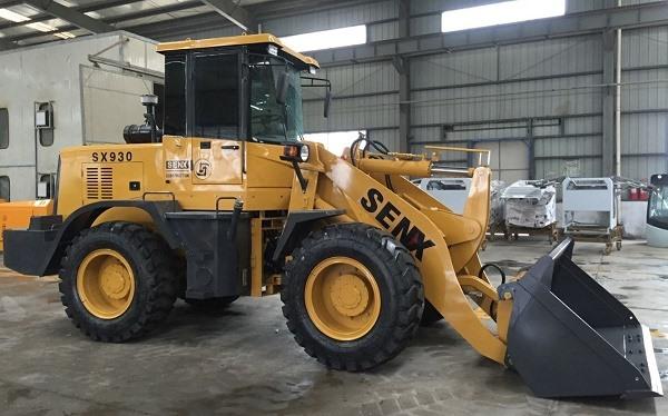 sx930 Wheel loader